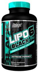 Nutrex Lipo 6 Black Hers - 120 caps
