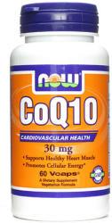 NOW Coq10 30mg kapszula - 60db
