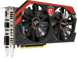 MSI GeForce GTX 750 Ti TwinFrozr OC 2GB GDDR5 128bit PCIe (N750Ti TF 2GD5/OC)