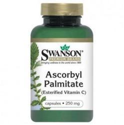 Swanson Ascorbyl Palmitate C-vitamin kapszula - 120db
