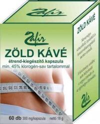Zafír Zöld Kávé - 60db