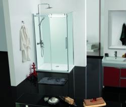 Sanotechnik Elegance 90x140x195 cm szögletes (N9140U)