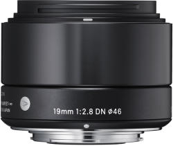 SIGMA 19mm f/2.8 DN Art (MFT)