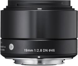 SIGMA 19mm f/2.8 DN Art (MFT)