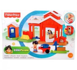 Fisher-Price Little People - Kisállat Farm - Istálló (BFT86/Y8195)