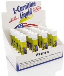 Weider L-Carnitine Liquid - 20x25ml
