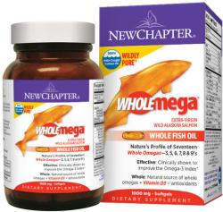 New Chapter Wholemega - 60db