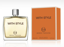 Sergio Tacchini With Style EDT 50ml