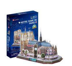 CubicFun Catedrala Notre Dame Din Paris L173h