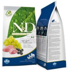 Farmina N&D Grain Free Dog Adult Lamb & Blueberry 2,5kg