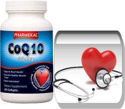 Pharmekal CoQ10 (Koenzim Q-10) 30mg 100db