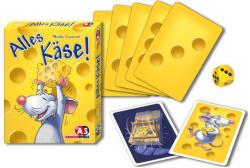 Abacus Spiele Sajtvadászat - Alles käse
