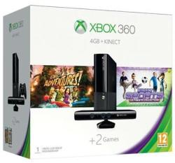 Microsoft Xbox 360 E 4GB Kinect