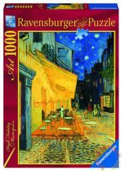 Ravensburger Van Gogh: Éjjeli kávézó 1000 db-os (15373)