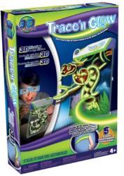 3D világítós játék, szemüveggel