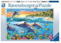 Ravensburger Delfin öböl 500 db-os (14210)