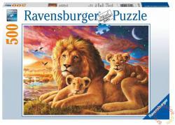 Ravensburger Oroszláncsalád 500 db-os (14252)