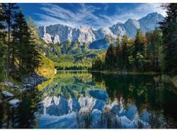 Ravensburger Az Eibsee tó és a Zugspitze, Wettersteingebirge 1000 db-os (19367)