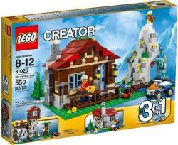 LEGO Creator - Hegyi kunyhó (31025)