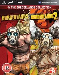 2K Games The Borderlands Collection (PS3)