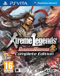 Koei Dynasty Warriors 8 Xtreme Legends [Complete Edition] (PS Vita)