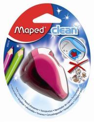 Maped Clean Kétlyukú Tartályos Hegyező Vegyes Színek (IMA030210)