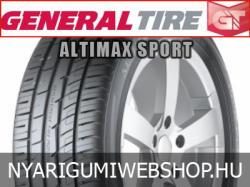 General Tire Altimax Sport XL 205/40 R17 84Y