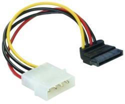 Delock Molex 4pin - SATA 15pin Converter M/F 60101