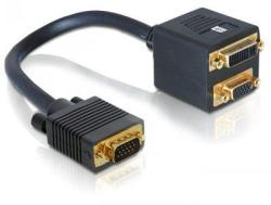 Delock VGA-VGA+DVI29 Converter M/F 65068