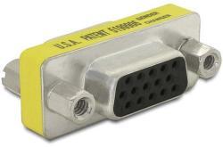 Delock Gender Changer Sub VGA Adapter F/F 65001