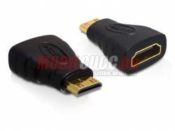 Delock HDMI C-A Converter M/F 65244