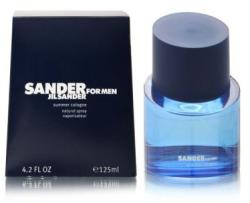 Jil Sander Sander for Men EDC 125ml