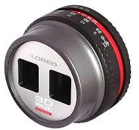 Loreo 3D Macro Lens in a Cap LA-9006 (Sony/Minolta)