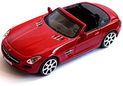Bburago Mercedes-Benz SLS AMG Roadster 1:43