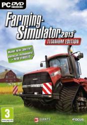 Focus Home Interactive Farming Simulator 2013 [Titanium Edition] (PC)