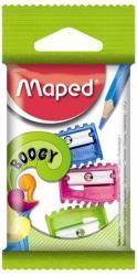 Maped Boogy Egylyukú Tartályos Hegyező 3db Vegyes Színek (IMA063210)