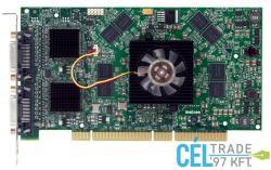 Matrox 256MB 128bit DDR PCIe (QID-P2P256)