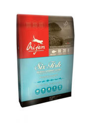 Orijen 6 Fish Cat & Kitten 2.27kg
