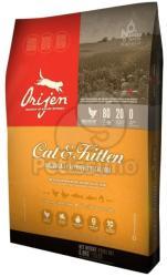 Orijen Cat & Kitten 3 x 18kg