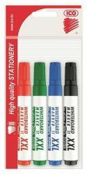ICO Plan 11 XXL Flipchart Marker 1-3mm 4 Különböző Szín (TICPL11XV4)