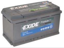 Exide Premium EA1050 105Ah 850A jobb+ (EA1050)