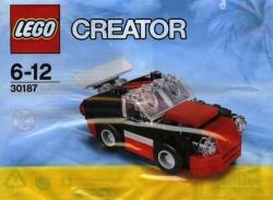 LEGO Creator Gyors autó 30187