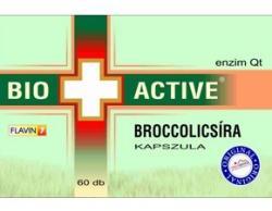 Vita+Active Brokkolicsíra kapszula - 60db