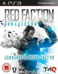 THQ Red Faction Armageddon [Commando & Recon Edition] (PS3)
