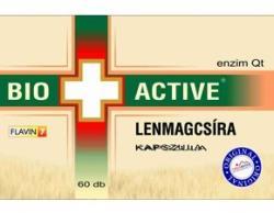 Vita+Active Lenmagcsíra kapszula - 60db