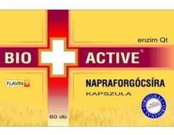 Vita+Active Napraforgócsíra kapszula - 60db