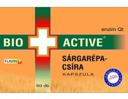 Vita+Active Sárgarépacsíra kapszula - 60db