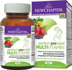 New Chapter Perfect Prenatal (192db)