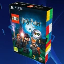 Warner Bros. Interactive LEGO Harry Potter Years 1-4 [Collector's Edition] (PS3)