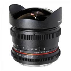 Samyang 8mm T3.8 VDSLR CS II (Nikon)